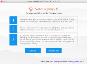 Pangu-8-jailbreak-warnings whatsapp casus programı indir